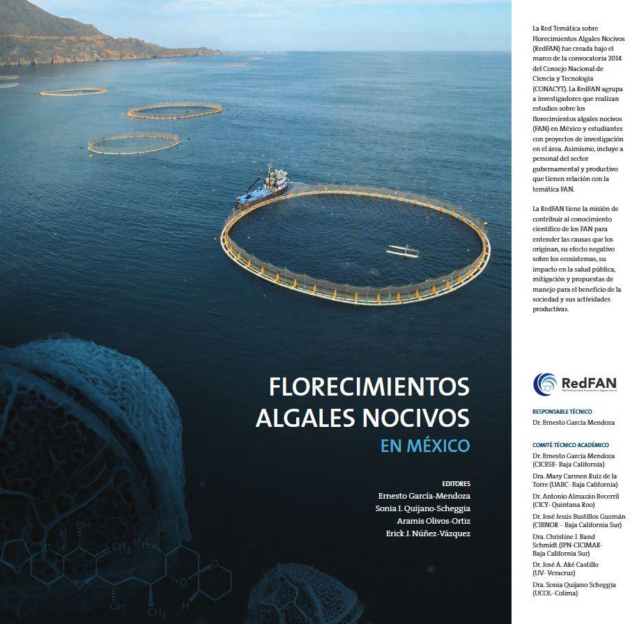 Libro Florecimientos Algales Nocivos en México